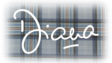 The Diana Memorial Tartan Collection [home link]
